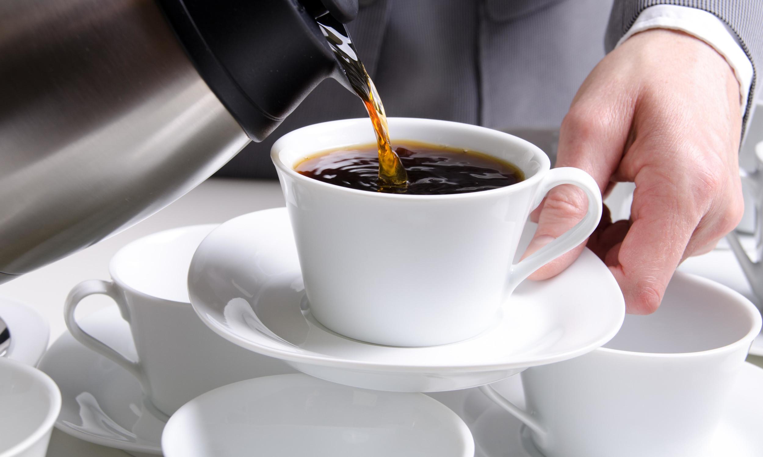 Proposal of coffee breaks